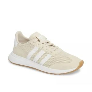 Adidas Flashback Sneakers Shoes Nude Tan 7